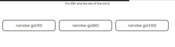 nanobar