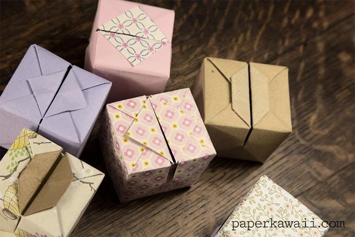 origami-hinged