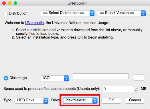 select-identifier-for-usb-drive