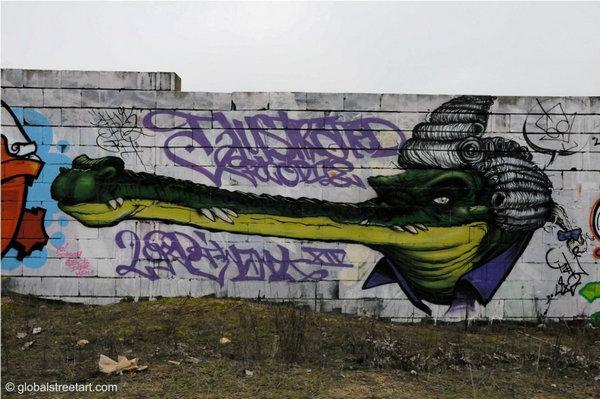street-graffiti