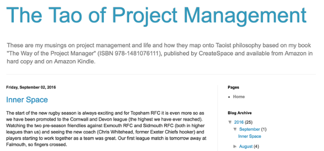 the_tao_of_project_management