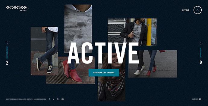 Layout Grid Website Designs