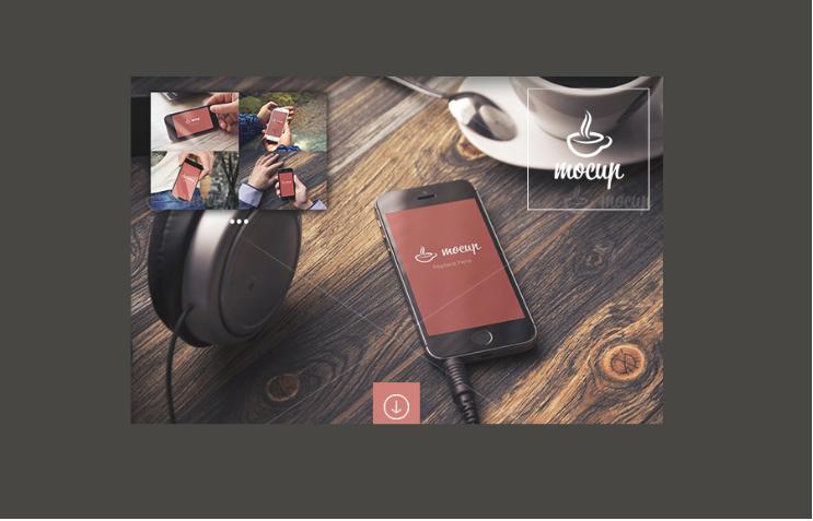 60 PSD Mockups iPhone, MacBook, iPad
