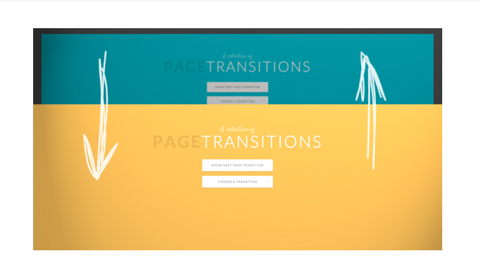 A Collection of Page Transitions with CSS3 & jQuery
