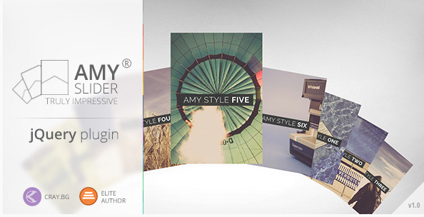 AMY Slider - jQuery Plugin