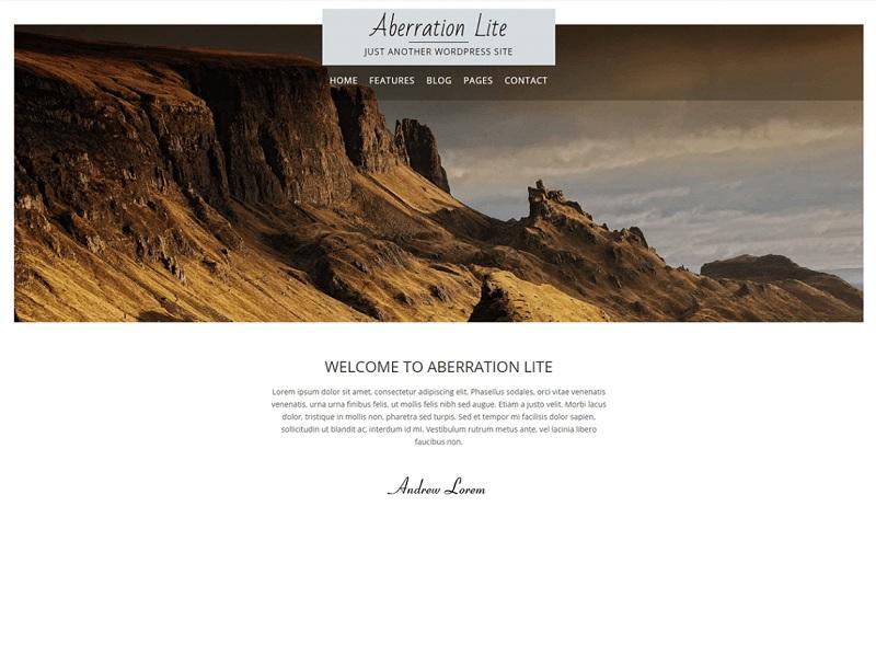 Aberration Lite
