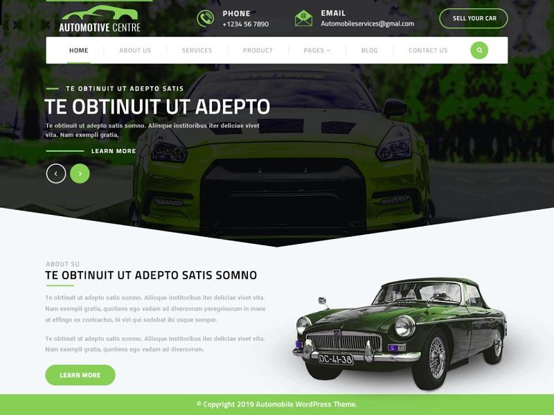 Automotive Centre