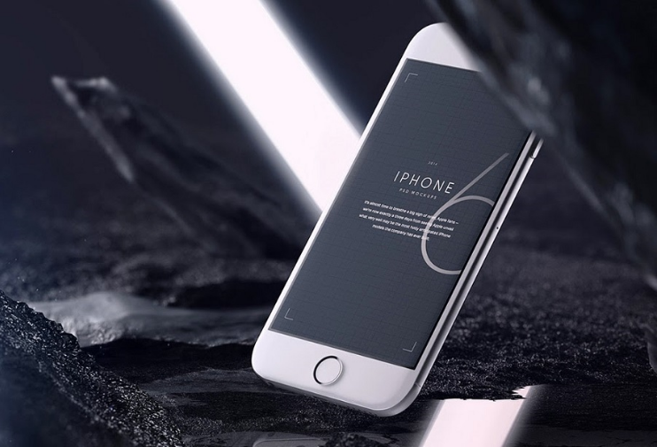 Beautiful iPhone 6 Mockup Pack