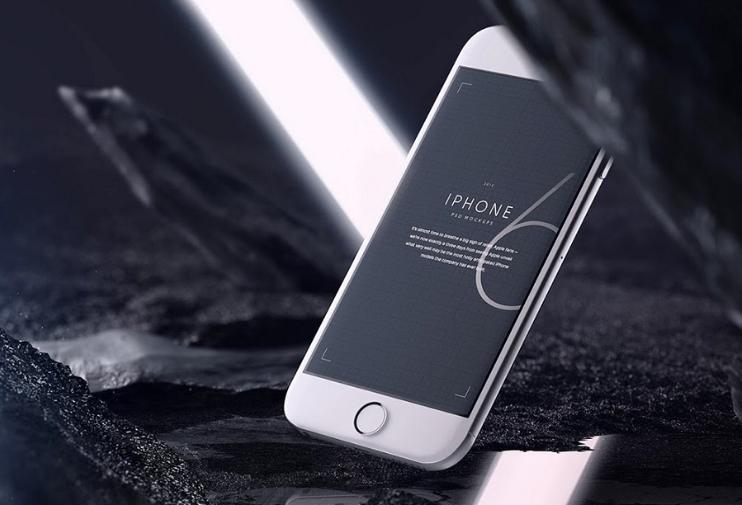 Beautiful iPhone 6 Mockup Pack