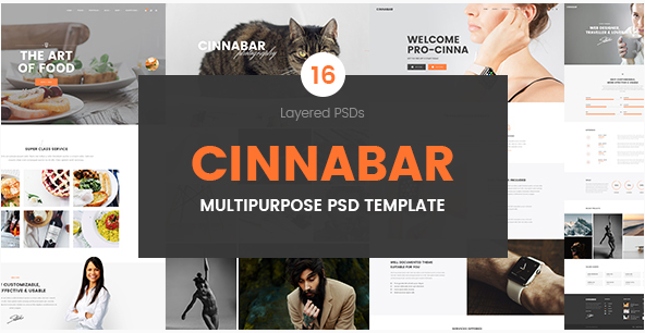 Best Multipurpose PSD Design Templates