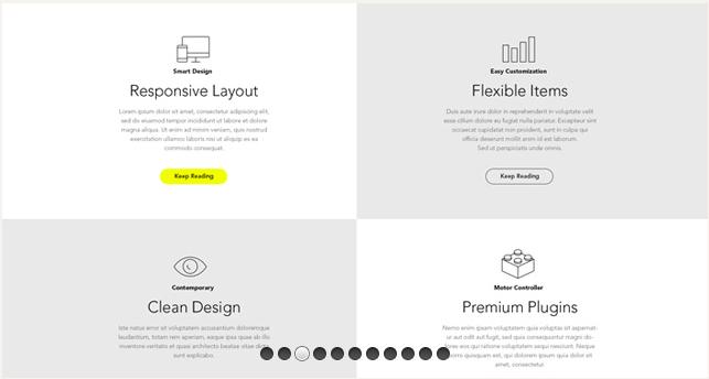 Corpora Corporate Psd Website