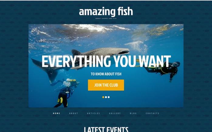 Wordpress Animals Themes