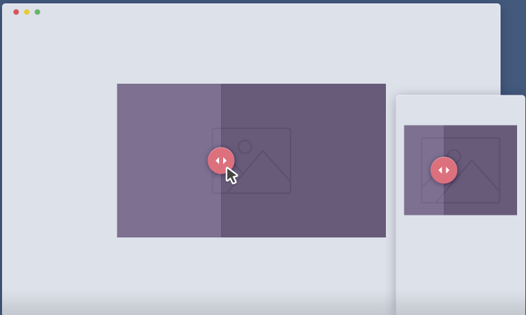 Image Comparison Slider with jQuery & CSS3