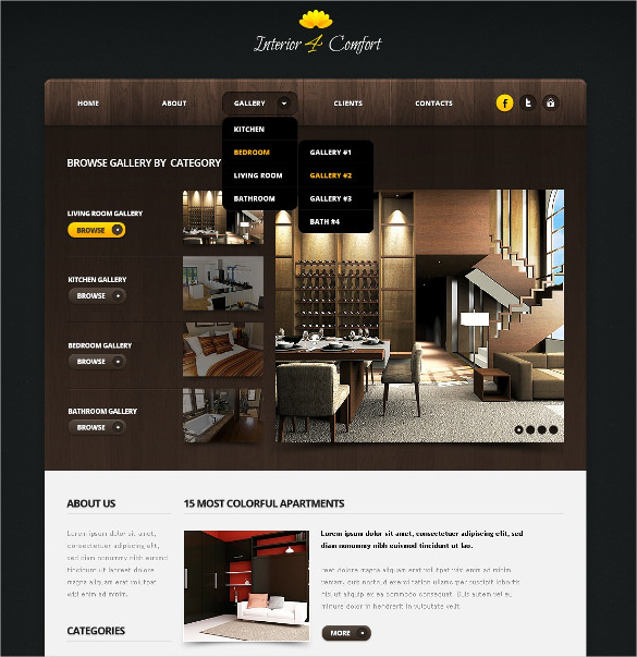 Best jQuery HTML5 Themes & Templates