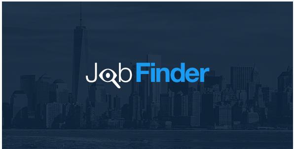 JobFinder PSD Template