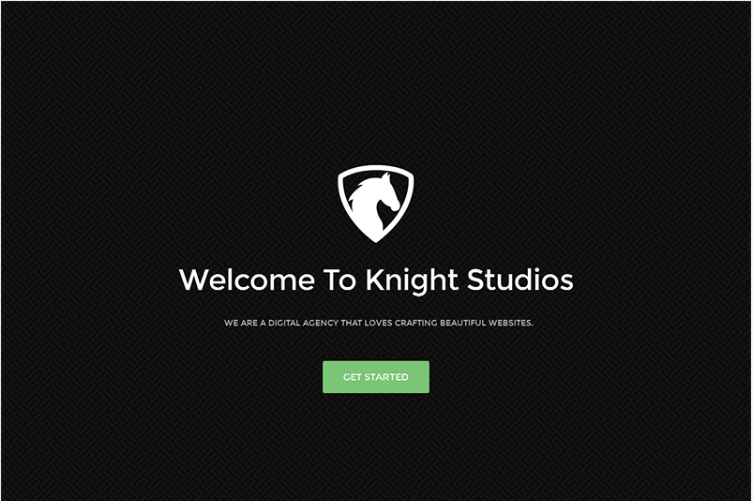 Knight – Free Bootstrap