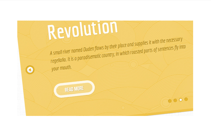 Parallax Content Slider with CSS3 and jQuery