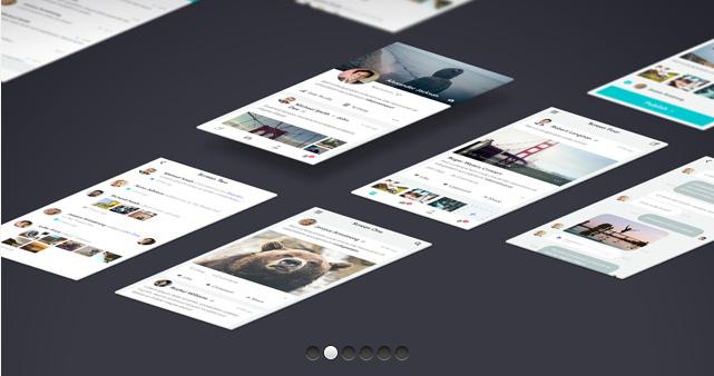 Perspective App Screens Mock-Up 15