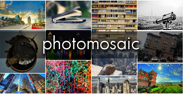PhotoMosaic-jquery gallery plugins