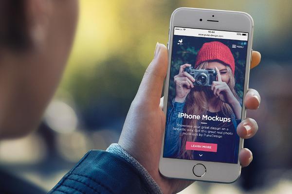 Best PSD Apple Device Mockup Designs