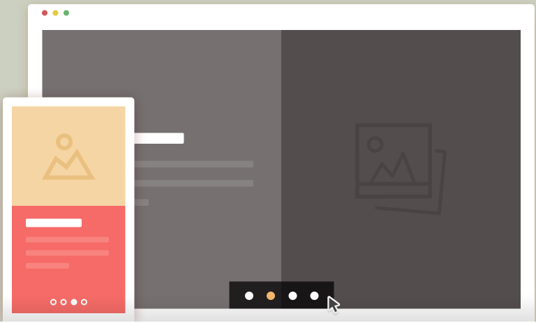 Pointy Slider with CSS & jQuery