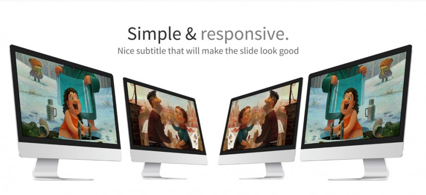 Responsive Layered Slider with CSS3 & jQuery