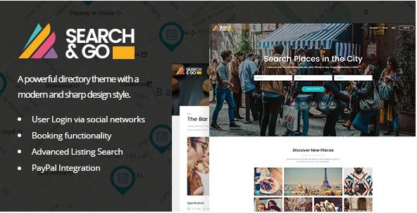 Search & Go