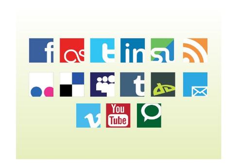 Social Web Vector Logos