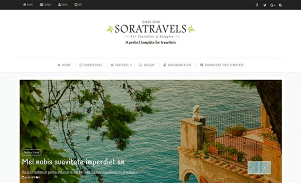 Sora Travels
