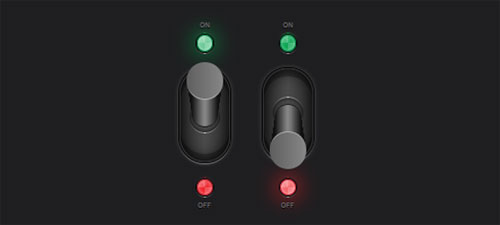 CSS3 Buttons With Effects