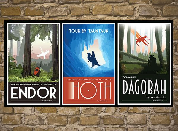 Best Travel Poster Designs For Tourism