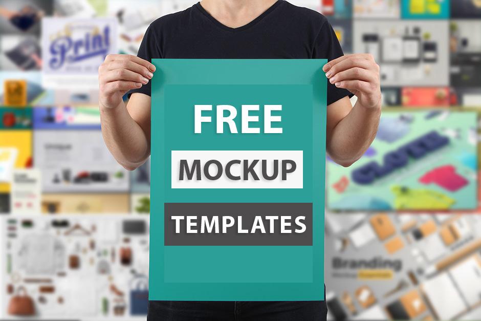 Free Mockup Templates