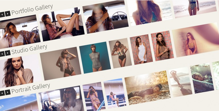 jQuery Rotated Gallery with CSS3