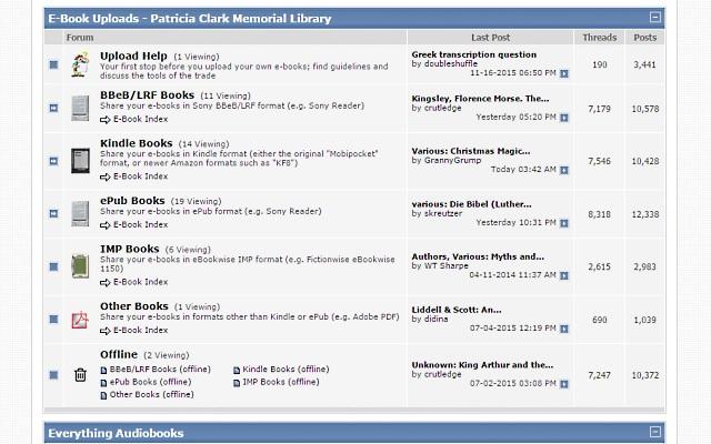 Best Free eBooks Websites