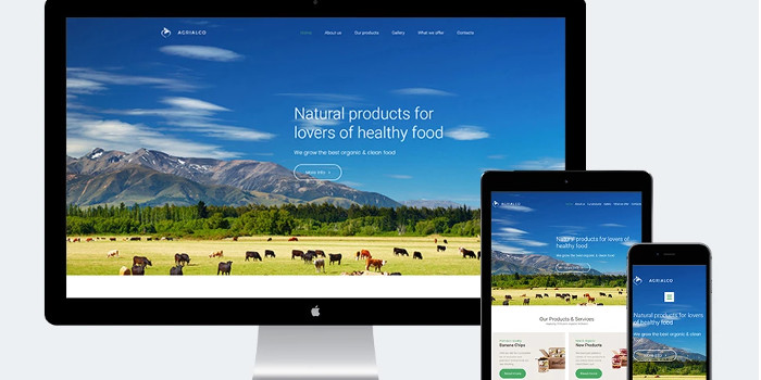 31 Best Agriculture Html Website Themes 2020