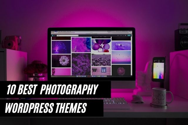 Best Photography WordPress Themes