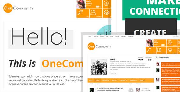 Wordpress Buddypress Themes