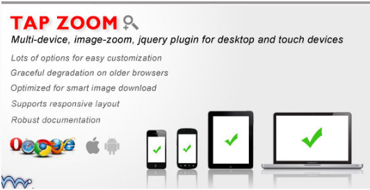 jQuery Zoom Plugins