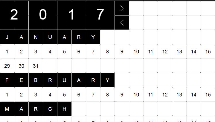 jQuery Calendar Plugins