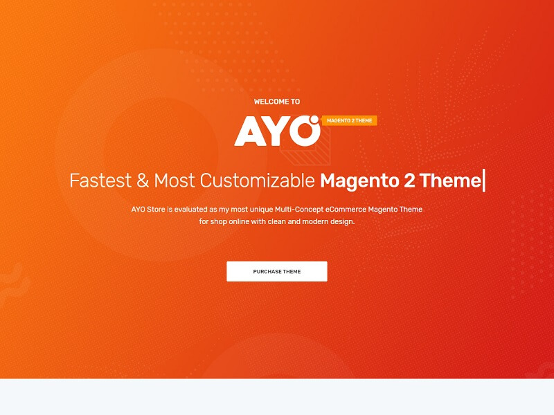 Ayo Best Magento Themes