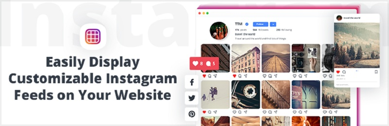 10Web Social Feed for Instagram
