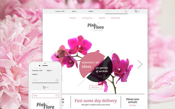 PinkFlora
