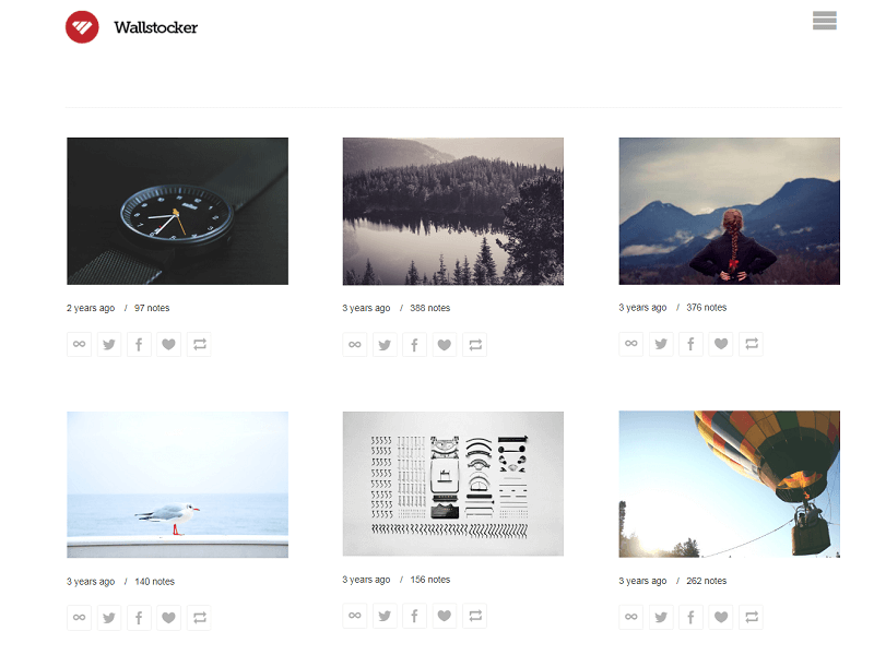Wallstocker Free Tumblr Themes