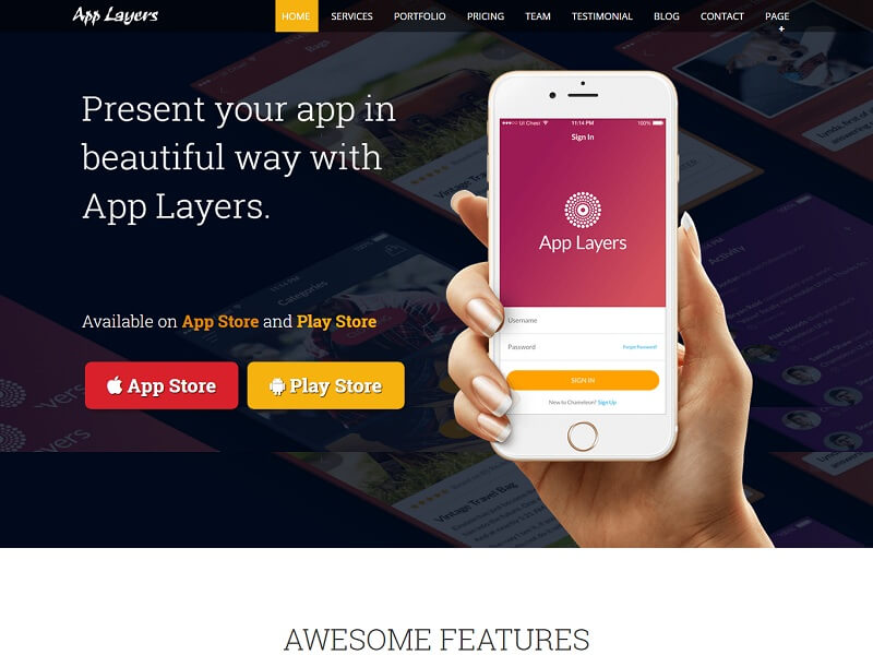 AppLayers