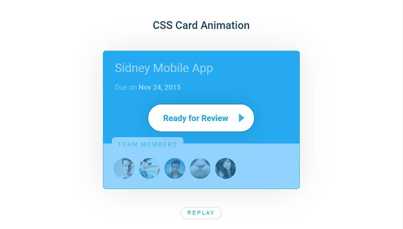 33 best free html css cards to make more creative websites