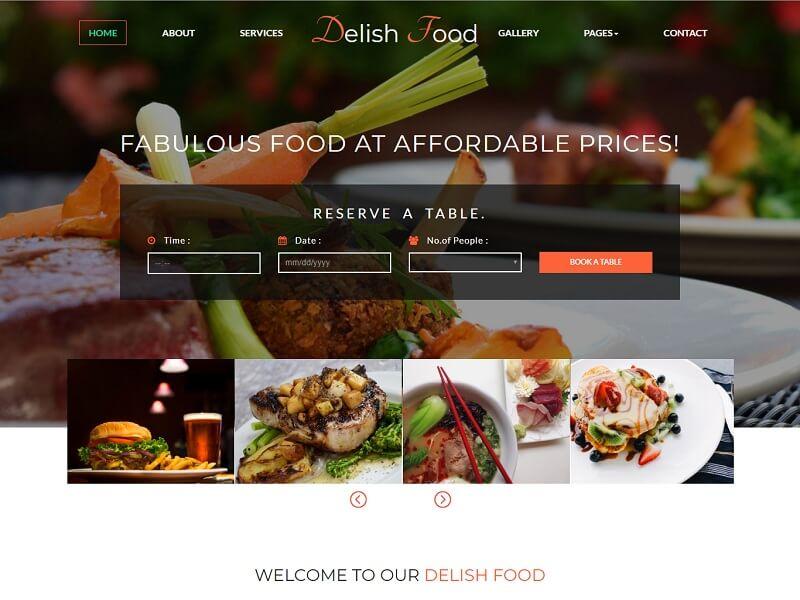 Delish Food
