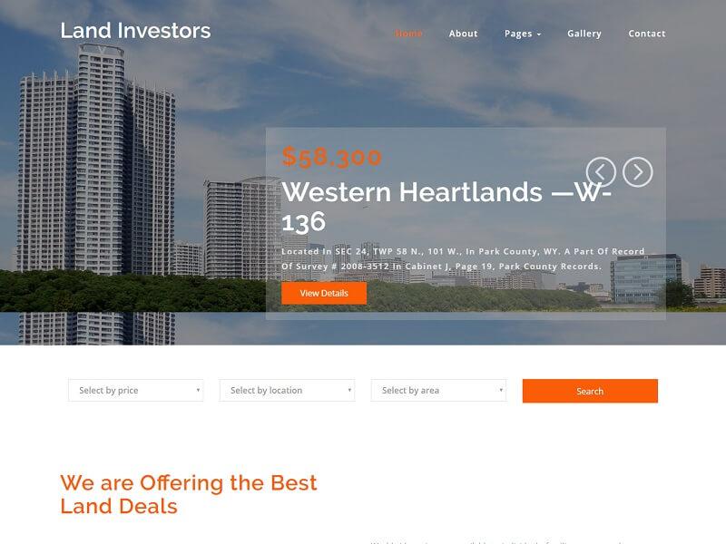 Land Investors