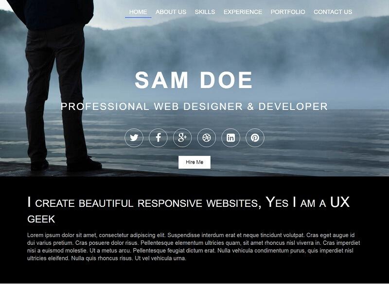 Sam Doe