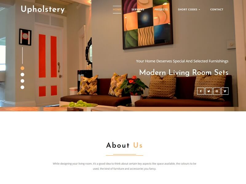 Free Responsive HTML Website Templates