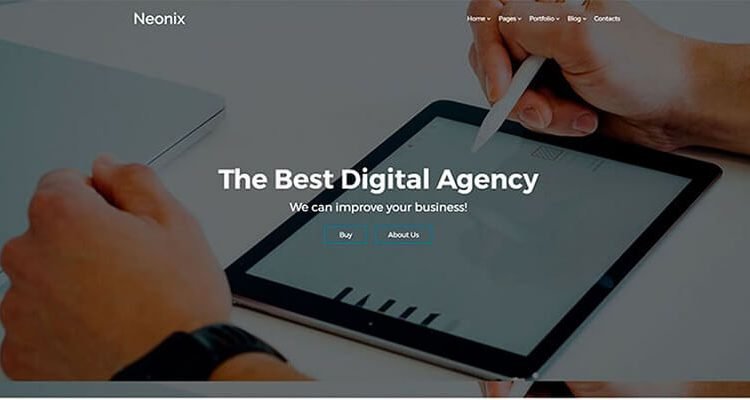 WordPress Themes for Web Agencies